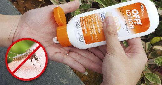 Cover Cómo aplicar de manera correcta el repelente de mosquitos