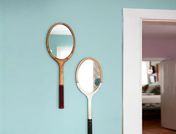 18. Espejos de tennis