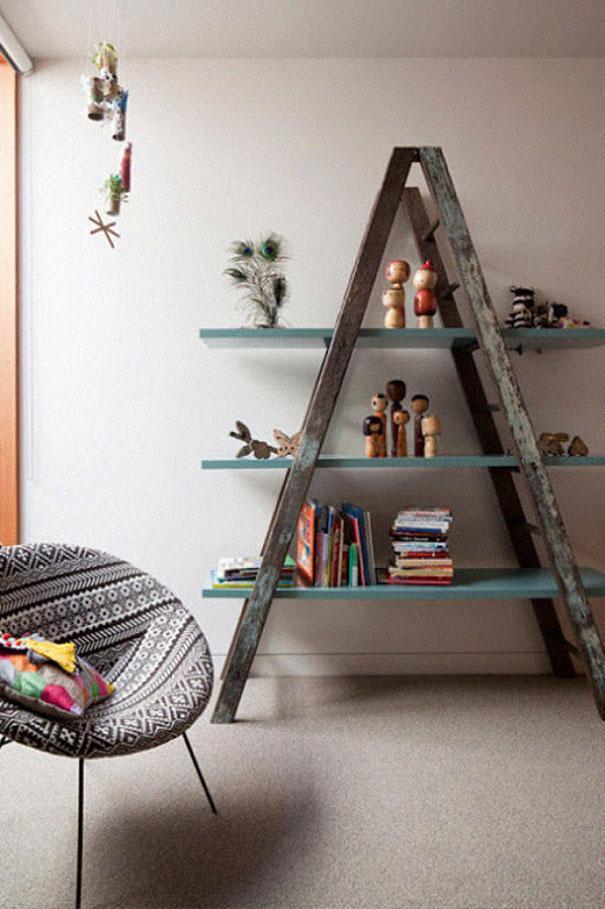 Ideas para reciclar y reutilizar objetos viejos de tu hogar for Ideas creativas para cuartos