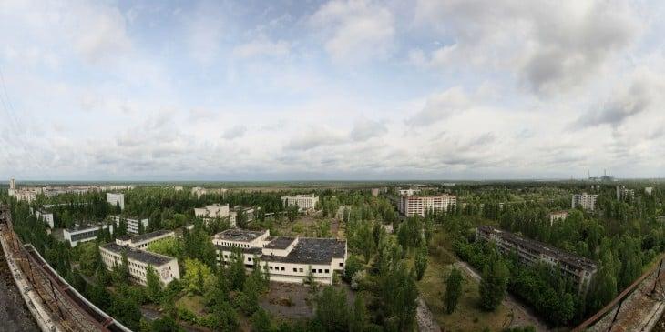 desastre pripiat ucrania chernobil