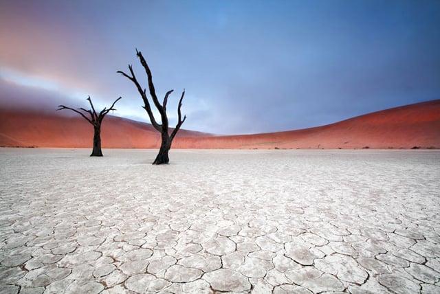 sosusvlei, namibia