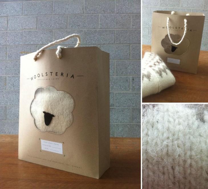 Bolsa de woolsteria