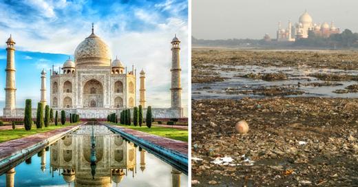lugares famosos junto a su verdadero entorno