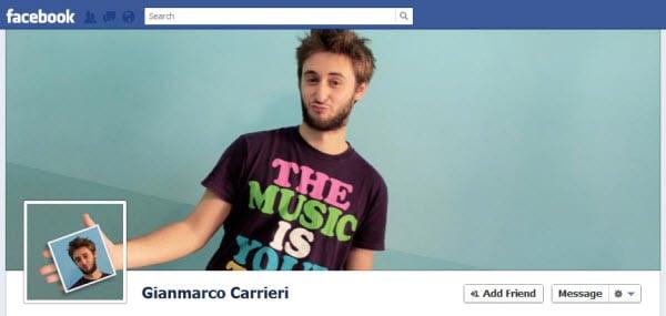 portada de facebook estampa