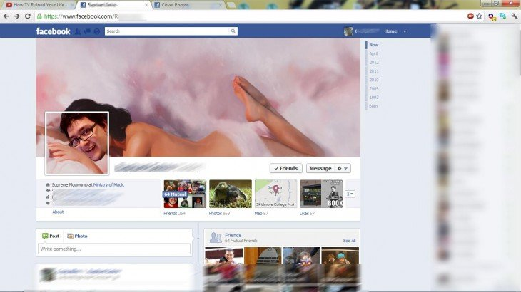portada de facebook tipo katy perry