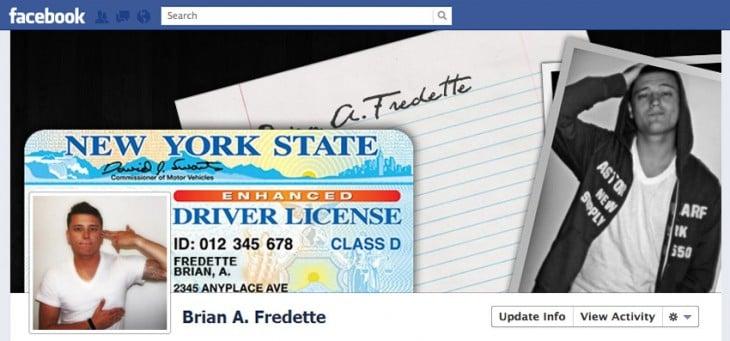 portada de facebook licencia de conducir