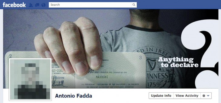 portada de facebook de un pasaporte