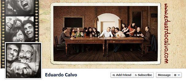 portada de facebook la ultima cena