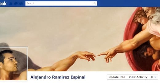 las portadas de facebook mas creativas que hayas visto