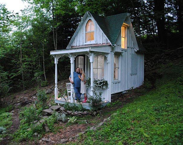 casita magica escondida victoriana en nueva york