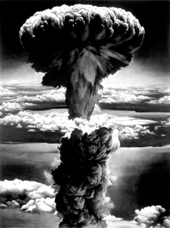 imagen de una explosión