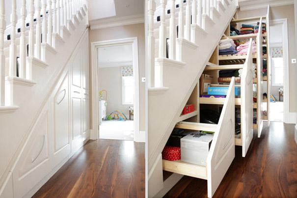 Closet Bajo La Escalera