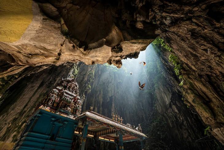 Cueva en Batu, Malasia