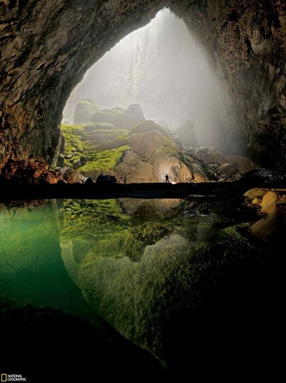 Cueva Son Doong en Vietnam