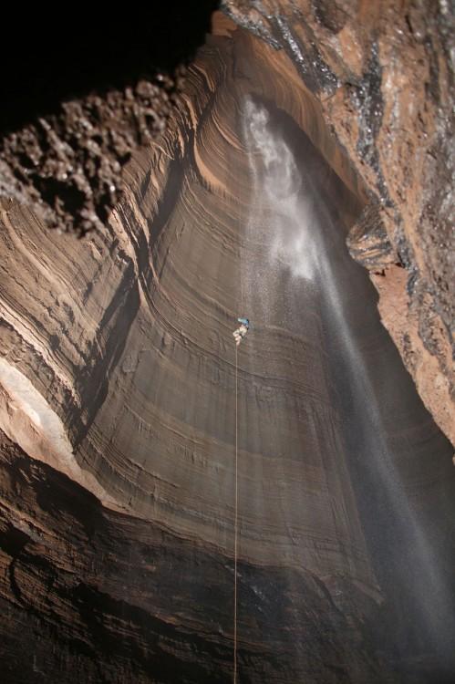 Cuevas Cavernas de Ellison´s en Estados Unidos de América