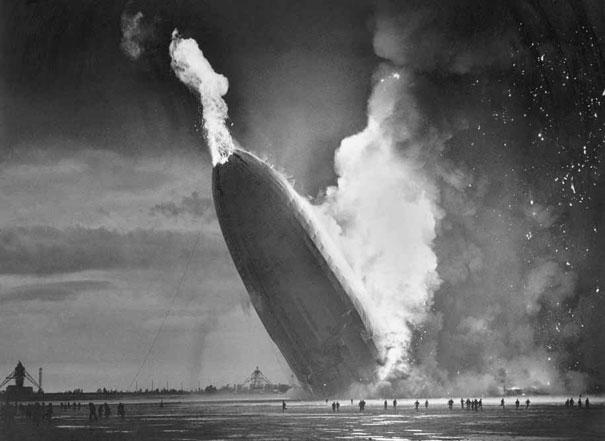 Desastre de Hidemburg, 3 de mayo de 1927