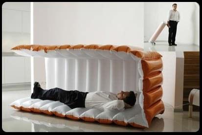 Producto para hacer siestas en cualquier lado