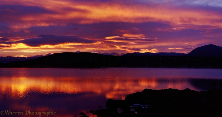 lago Escocia