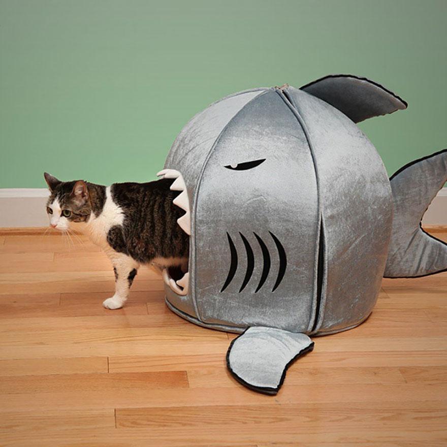Casas y muebles dise ados para los amantes de los gatos - Casas para gatos baratas ...