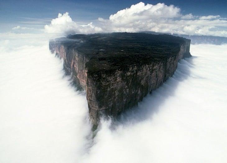 MONTAÑA RORAIMA, VENEZUELA