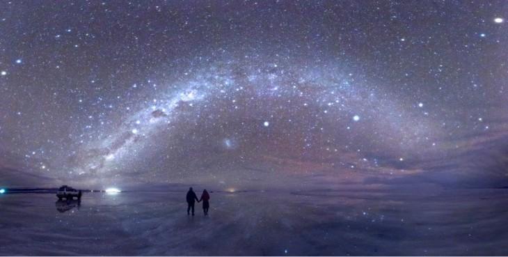 salaar bolivia de noche