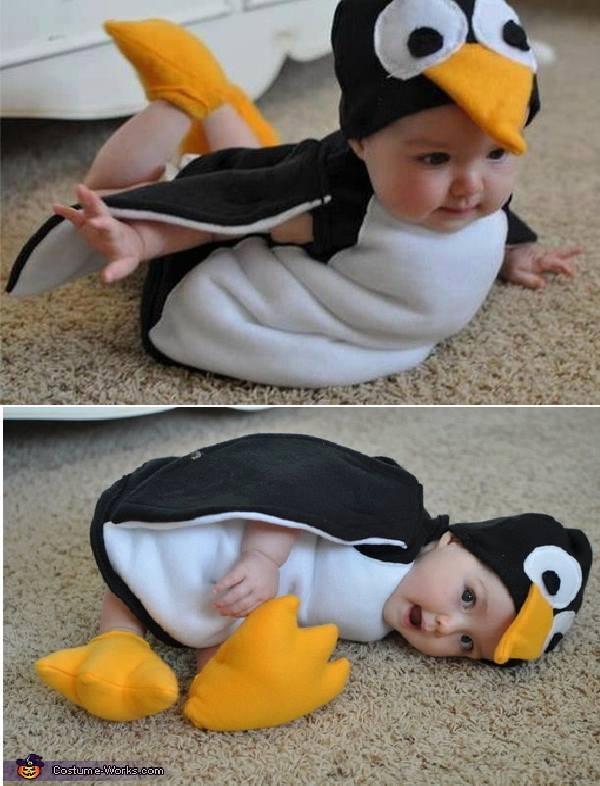 Fotos Tiernos Bebes Disfrazados Animales
