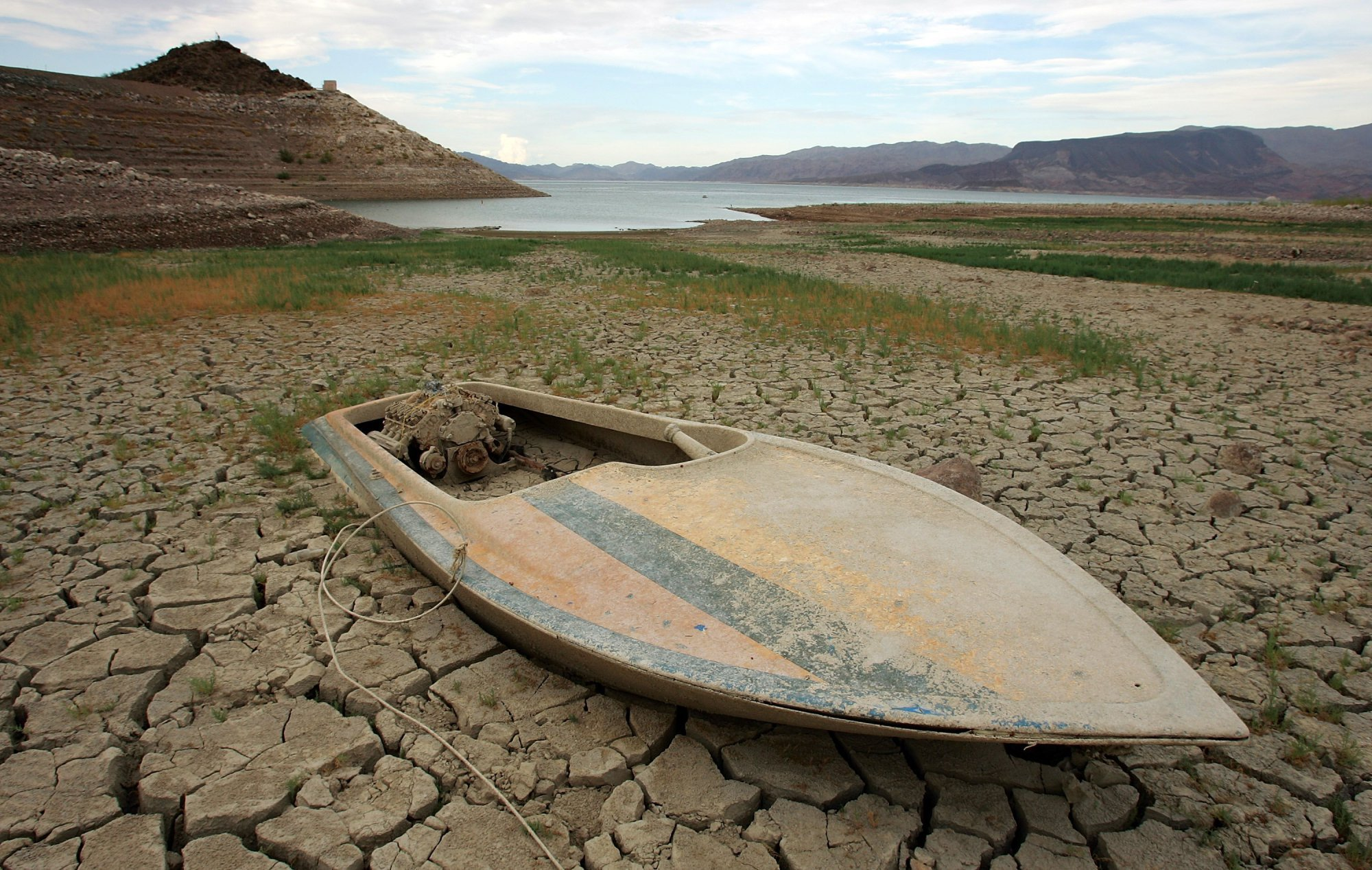 Fotos muestran como el cambio climático afecta el planeta