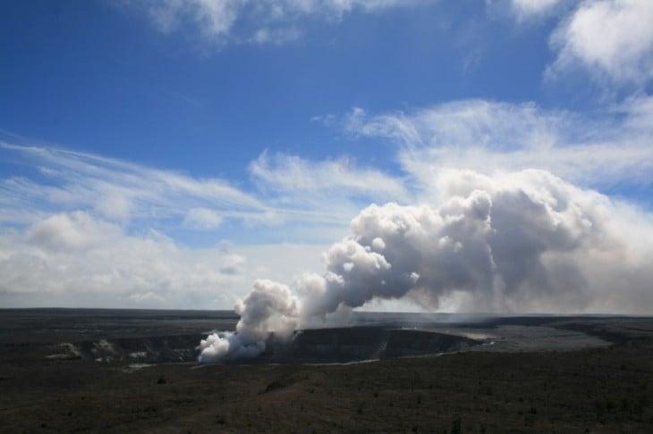 Kilauea, Hawaii dia