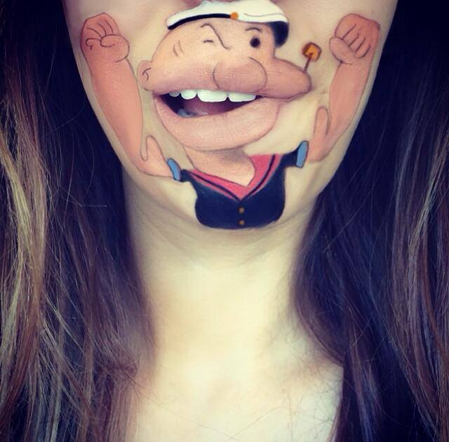 Laura Jenkinson popeye