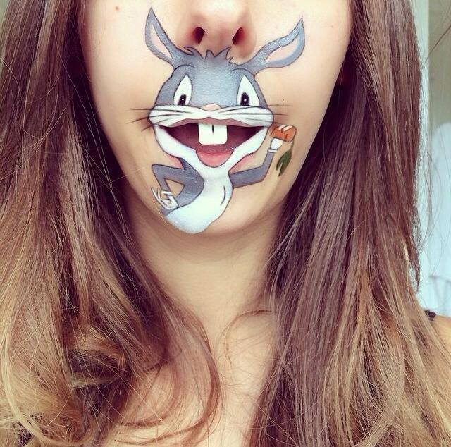 Laura Jenkinson Bugs bunny