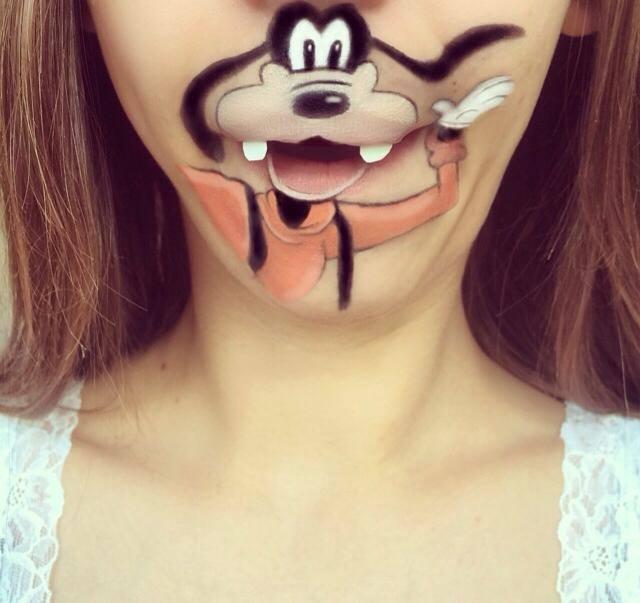 Laura Jenkinson goofy