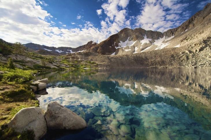 imagen del Lago Mrijorie en California