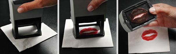 Tarjeta de presentación de maquillado