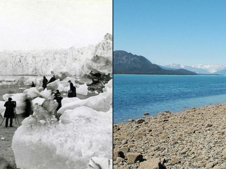 calentamiento global el antes y el despues