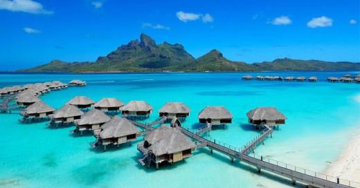 los lugares para nadar con agua mas cristalina del mundo