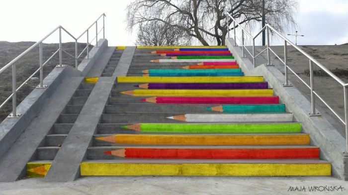 lazpiz de colores