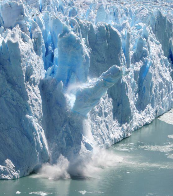 glacial derritiendose