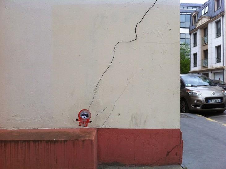 arte urbano, kenny southpark