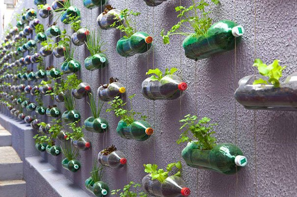 25 Ideas Creativas Para Reutilizar Botellas De Plástic