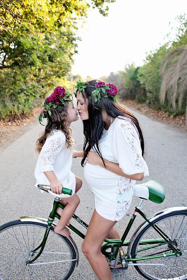 25 Bellas Y Creativas Fotografias De Madres E Hijas
