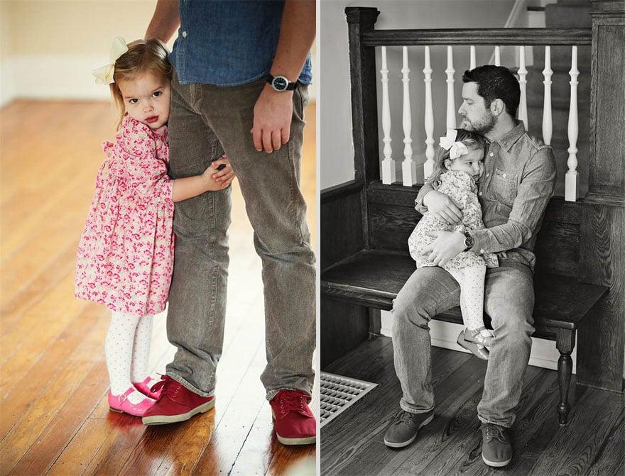 Padre e hija incet