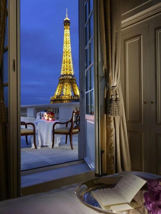 hotel en paris