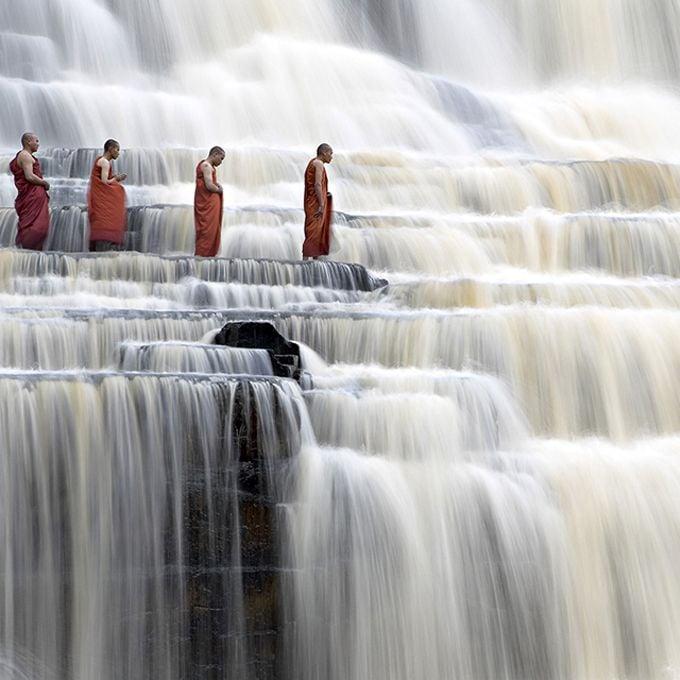 cascadas pongua
