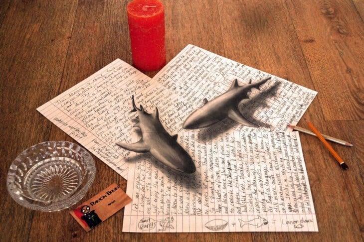 ramon bruin 3d tiburones