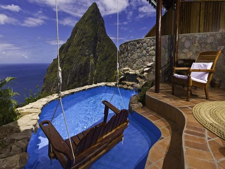 Hotel en Santa Lucía