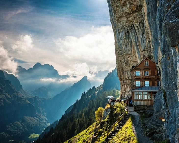 hotel en suiza