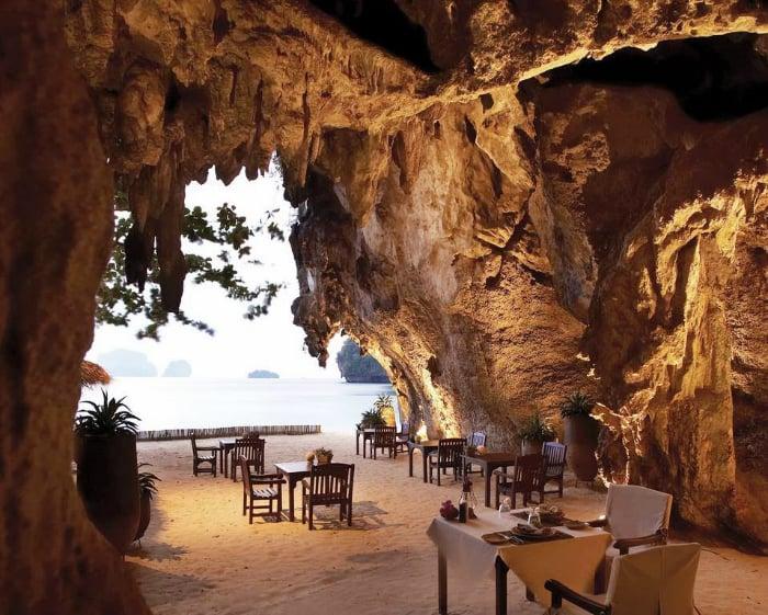 The Grotto in Krabi, Thailand