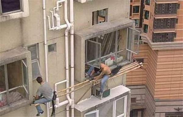 trabajos riesgosos
