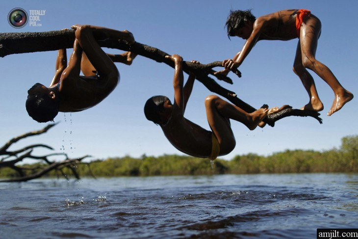 Tribu Yawalapiti Brasil