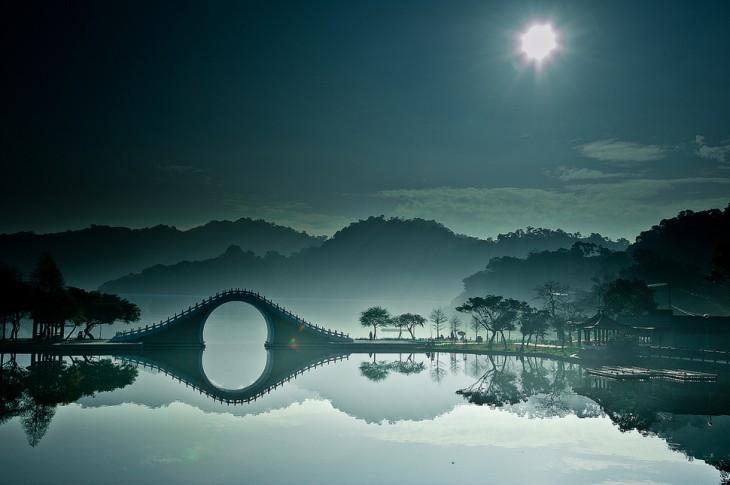 Puente la luna, Taiwan